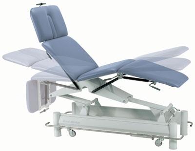 Массажные столы 4х секционные Manumed Optimal фирмы Enraf Nonius