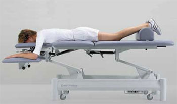Массажные столы 5-и секционные Manumed Optimal фирмы Enraf Nonius